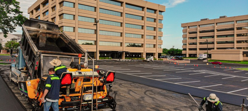 Office Complex Surface Upgrades