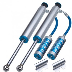 KING Remote Reservoir Rear Shock Pair | 2015+ Chevy Colorado