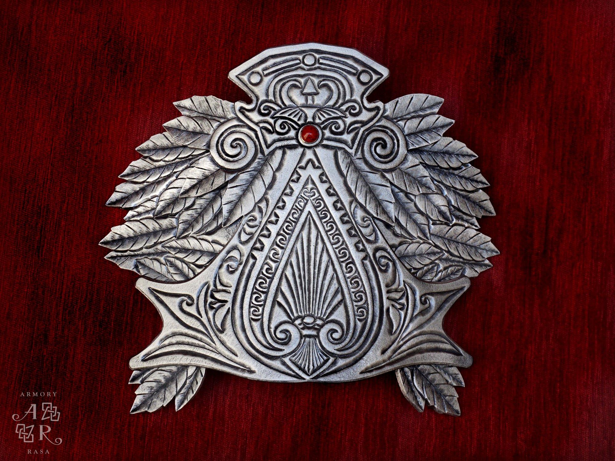 Assassin S Creed Brotherhood Belt Buckle Armory Rasa