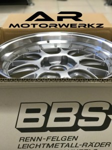 BBS LM FORGED WHEEL