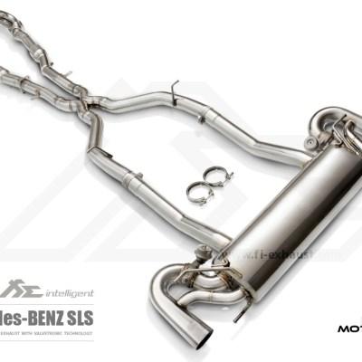 Fi Exhaust AMG SLS Full