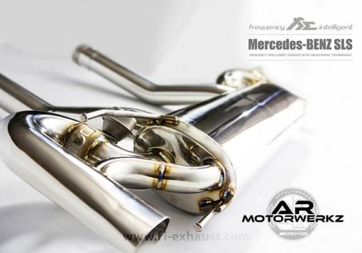 Fi Exhaust AMG SLS Muffler