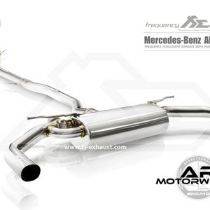 Fi Exhaust CLA45 AMG W117 Full