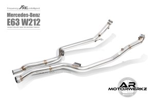 Fi Exhaust E63 AMG W212 Front pipe