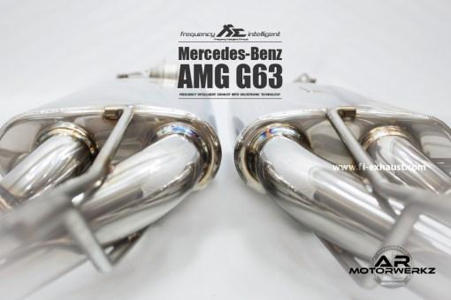 Fi Exhaust G63 AMG 2015+ 4