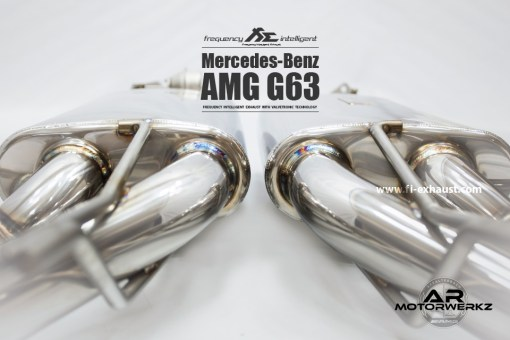 Fi Exhaust G63 AMG 2015+ 4