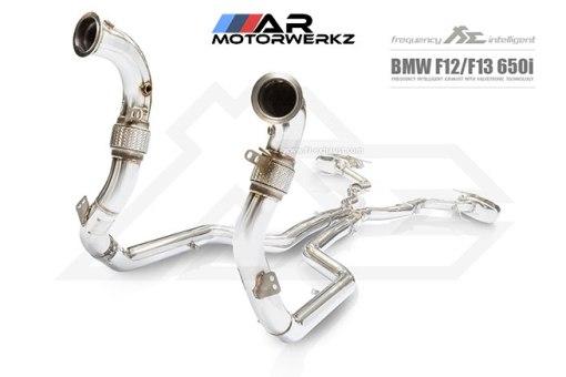 f12, f13, 650i, bmw, fi, fi exhaust, catback