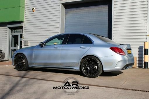 mercedes benz w205 bbs chr wheels
