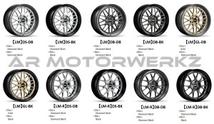 special edition bbs wheels finishes mercedes benz amg class ar motorwerkz