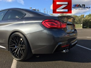 bmw f32 zito zf01 satin black