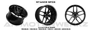 Stance SF03 GLOSS BLACK