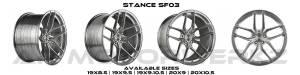 stance sf03 brush titanium