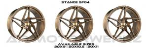 Stance SF04 BRUSH BRONZE