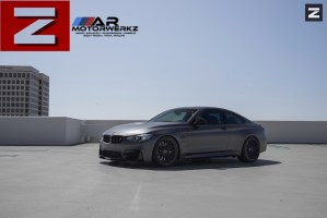 bmw f82 m4 sitting on zito zs15