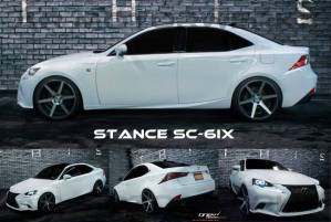 stance sc-6ix lexus is350