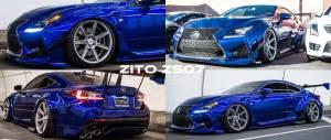 Zito zs07 lexus rc-f