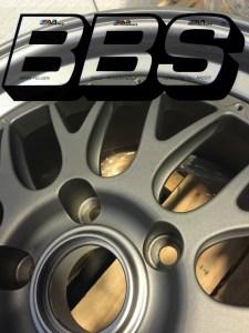 BBS E88 Wheels - Mercedes