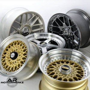 BBS Wheels - Mercedes