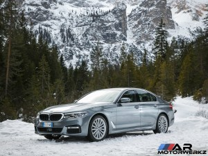 BMW 530D - Winter Tires