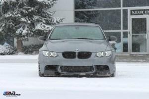 BMW E92 M3 Snow Tires