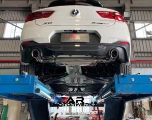 BMW F39 X2 20i - FI Exhausts