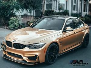 BMW M3 ZITO ZF01 - Satin Black