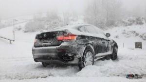 BMW X6 Snow Tires