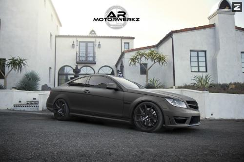 mercedes benz c63 coupe zito zs05