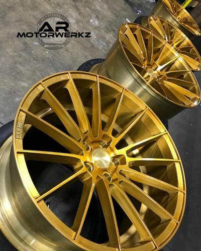 mercedes benz zito zs15 wheels gloss gold