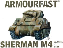 Sherman M4 Battle Tank