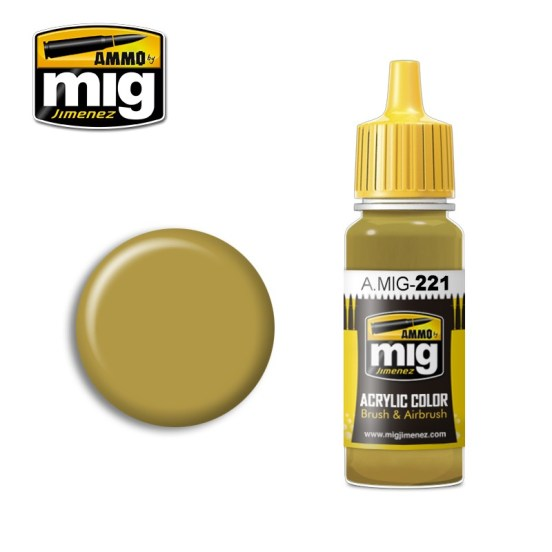 FS 33481 Zinc Chromate Yellolw