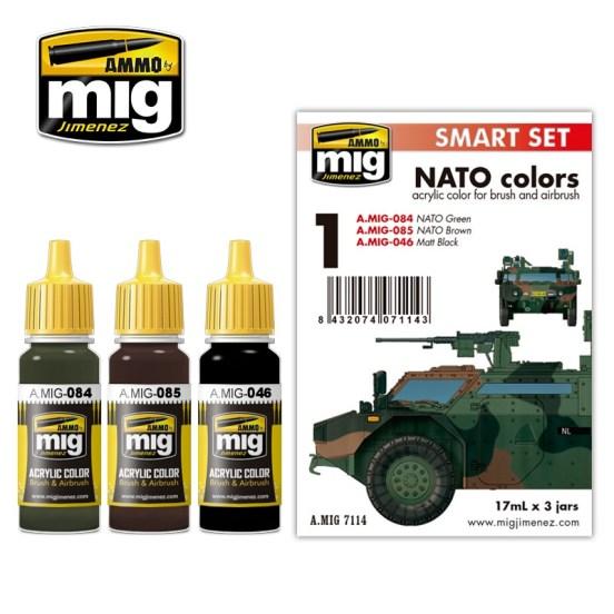 NATO Colours