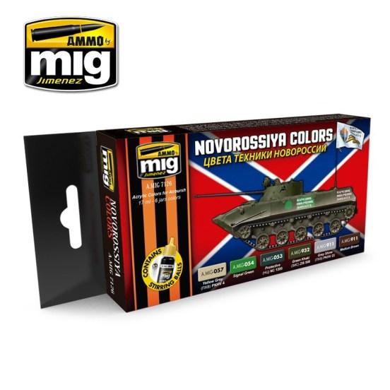 Novorossiya Colours