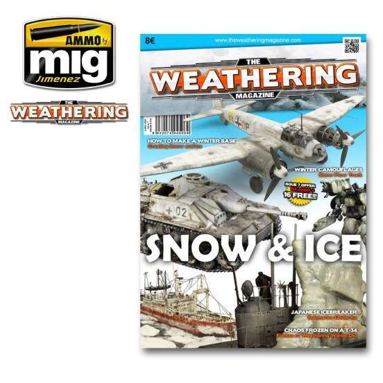 Issue 7: Snow and Ice