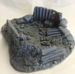 Javis Battle Zone Foxhole Type 3