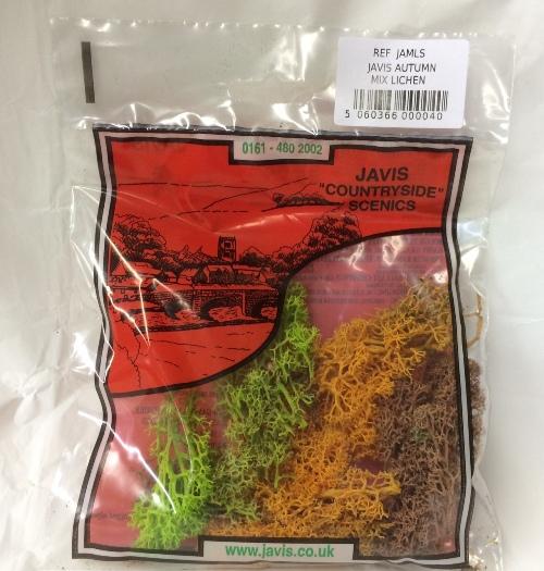 Javis Autumn Mix Lichen