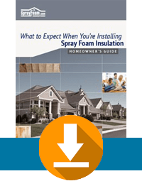 Spray foam homeowners guide to insulation