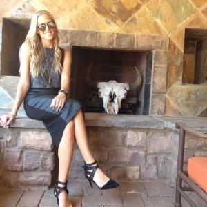 LE TOTE | Matty M - Vegan Leather Skirt