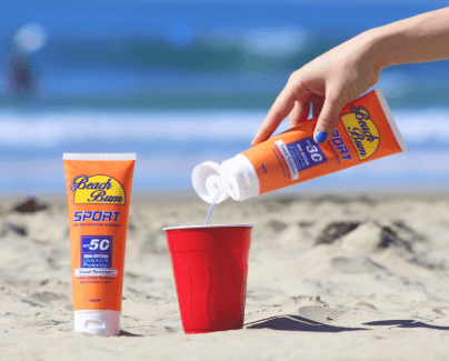 12. Sunscreen Flask Qty-2 $8.95