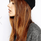 28. ASOS Plain Black Baseball Cap $13