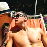 I Heart Palm Springs | Pool Party Time | The Saguaro Palm Springs