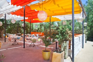 I Heart Palm Springs | Norma's at The Parker Palm Springs