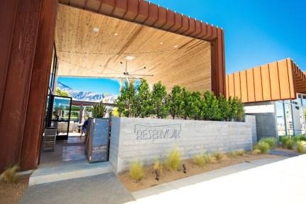 I Heart Palm Springs | Reservoir at Arrive Hotel