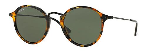 2. Ray Ban 'Round Fleck' Sunglasses $160
