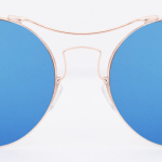 5. 2020AVE 'Flat Round Mirrored Sunnies' $12