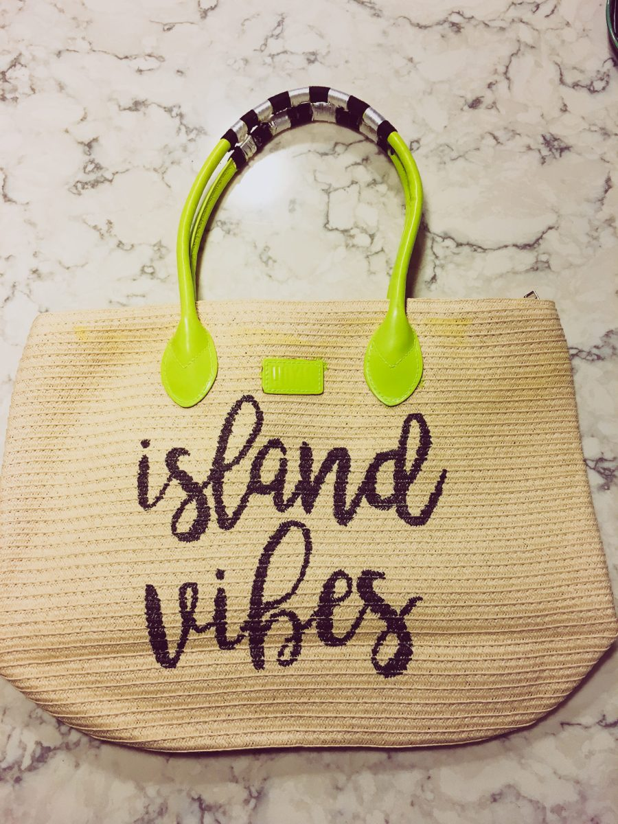 DIY Beach Tote - Arm Party Central