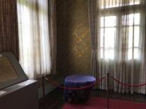 旧岩崎邸 金唐革の壁紙