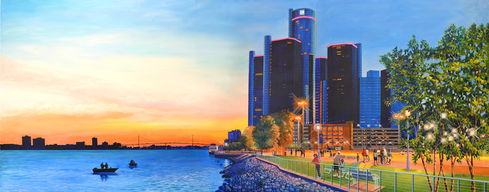 Detroit River Walk Finalsm