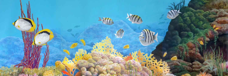 Aquarium5 mural hero
