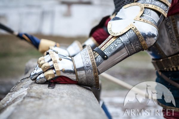 20+ Medieval Armor Shoulder Pictures and Ideas on CBTB